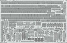 Eduard PE 53243 1/350 HMS Cornwall railings set Trumpeter