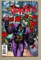 Batman #23.1-2013 nm 9.4 1st 3D Cover Joker #1 Andy Kubert