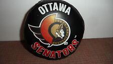 OTTAWA SENATORS ~ MINI PILLOW ~ PUCK ~ OFFICIAL NHL HOCKEY