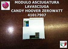 Scheda Asciugatura Lavasciuga Candy Hoover Zerowatt 41017907