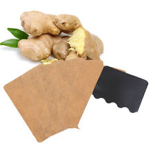 1/10Pcs Detox Patch Body Neck Knee Pad Herbal Ginger Pain Relief Health Care