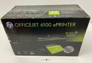 CB863A - HP Officejet 6100 A4 Colour Inkjet Printer