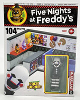 McFarlane Five Nights At Freddys PRIZE CORNER 104 pc Construction Set 12691 New