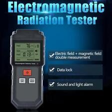 Electromagnetic Radiation Detector Digital Meter Dosimeter Test Counter Geiger