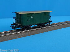 Marklin 4685 K. W. Sts. E. Closed Goods car Württemberg