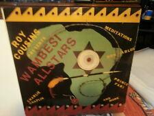 "roy cousins presents:wambesi allstars""reggae rockers""lp12""heartbeat:hb:35."