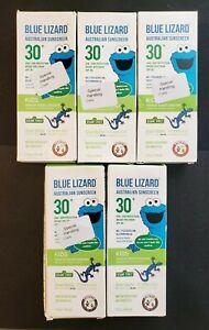 5 Bottles! - Blue Lizard Kids Mineral-Based Sunscreen SPF 30+