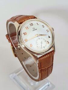 Fine 1949 Vintage Omega Gold Filled Ref.2503 Cal.265 Gents Watch