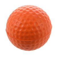 15X( PU Golf Ball Golf Training Soft Foam Balls Practice Ball - Orange I1X3)