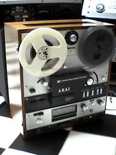 Akai X-360D Reel to Reel Analog Tape Recorder...Vintage Rare!