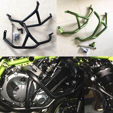 Fit Kawasaki Z900 2017 Motorcycle Engine Crash Bar Guard Protector Part Pair UDW