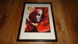 PETER GABRIEL-framed picture(1)