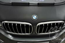 Bonnet Hood Bra + Logo Fits BMW X3 X4 F25 F26 2011 2012 2013 2014 2015 2016 2017