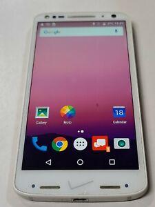 Motorola Droid Turbo 2 XT1585, 32GB,Unlocked,Black Spot on LCD,Fair Cond. :BB285