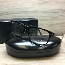 MONT BLANC MB0621 MB 621 Eyeglasses Black 001 Authentic 55mm