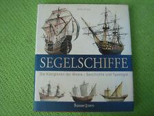 """""""Segelschiffe"""" Die berühmtesten Großsegler - Geschichte und Typologie"""