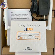 ZTE ZXHN H168N ONU VDSL2 / ADSL2 + wireless 300M +English version