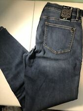 Lularoe Size 32 New Standard Denim Skinny Fit Jeans No Distressing