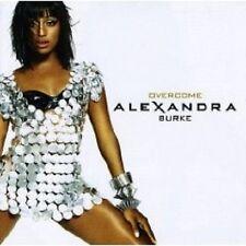 """ALEXANDRA BURKE """"OVERCOME"""" CD NEU"""