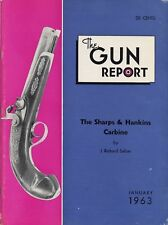 Gun Report 1963 - Lot of FIVE Issues - January, March, April, May, June