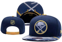 Buffalo Sabres NHL Hockey Embroidered Hat Snapback Adjustable Cap