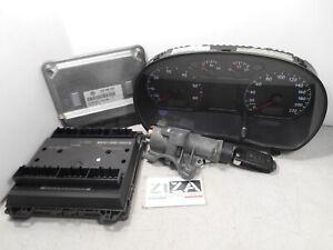 Set Schlüssel ECU VW Polo 9N Azq 1.2 47kw 64cv 2002 03E906033