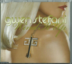 GWEN STEFANI - WIND IT UP / (REMIX BY THE NEPTUNES) 2006 EU CD SINGLE NO DOUBT