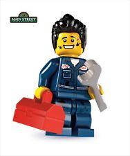 New LEGO Minifigures Series 6 8827 Mechanic