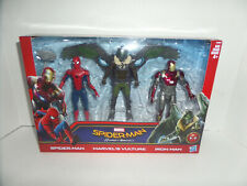 Marvel Comics Spider-Man Homecoming Action Figure 3 Pack NEW