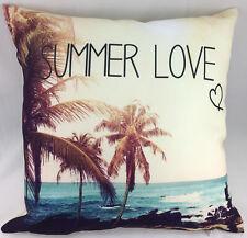 """""""Summer Love"""" Theme Evans Lichfield Cushion Cover"""