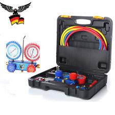 Reparaturwerkzeug Kältemittel AC Manifold Manometer Set für Klimaanlagen R134A