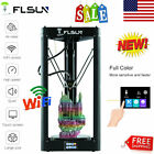 WiFi Touch Screen Pre-assembled Delta 3D Printer DIY KIT 255X360mm Auto Leveling