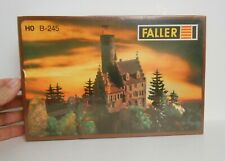 Faller HO N 245 Castle Kit Sealed *SEE DESCRIPTION*