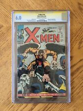 X-Men #19 Signed by Stan Lee 1st Appearance of the Mimic 6.0 FN CGC
