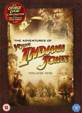 The Adventures of Young Indiana Jones Volume 1 Vol One Region 4 DVD New 12 Discs