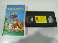 LA BRUJA NOVATA WALT DISNEY  ANGELA LANSBURY - VHS CINTA CASTELLANO