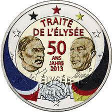 Coin / Munt Duitsland / Germany 2 euro 2013 (collor) (F) P8820