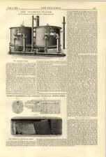 1888 The Torrent Filter Coalmining Hydraulic Press Roberts Horsefield