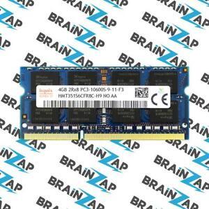 4GB DDR3 RAM Hynix HMT351S6CFR8C-H9 SO-DIMM - 2Rx8 PC3-10600S-9-11-F3 1333 MHz