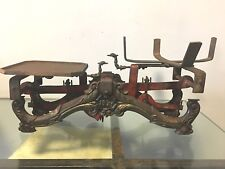 BILANCIA 10 kg antica bascula XIX° sec antique balance rare no berkel fener