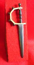 Mini Close Combat Knife, 1/6 Scale
