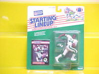 1989 Starting Lineup Johnny Hector/New York Jets/Texas A & M/Rookie/SLU/Rare/NFL