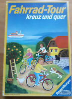 Fahrrad-Tour kreuz und quer - Ravensburger