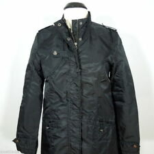 BLACK RIVET Women's Black Coat/Windbreaker, size M