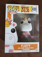 Touffu-Nouveau//Neuf dans sa boîte-Funko Pop Personnage-Despicable Me 3-Nº 420