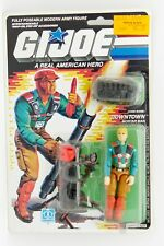 GI JOE 1988 HASBRO DOWNTOWN MORTAR MAN EN BLISTER