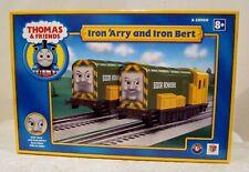 Lionel 6-28900: Thomas & Friends IRON 'ARRY and IRON BERT  NISB