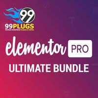Elementor Pro Ultimate Bundle ⭐ Latest Version ⭐ Automatic Updates