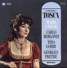 Maria Callas - Puccini: Tosca (1965 - Prêtre) NEW CD