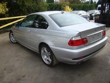 BMW 3 SERIES THROTTLE BODY 2.5LTR 6CYL PETROL, M54 (256S5), E46,325i,11/00-12/05